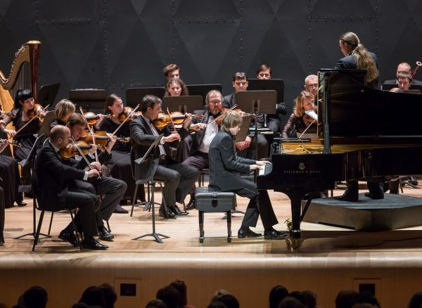 Winner of the XV International Tchaikovsky competition Dmitry Masleev opens the Year of Prokofiev in Vladivostok