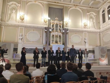 Participants in the Third Round of the XVI International Tchaikovsky Competition in Brass Category have been Announced