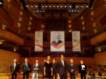 The Names of the Prizewinners at the XVI International Tchaikovsky Competition in the Brass Category have been Announced