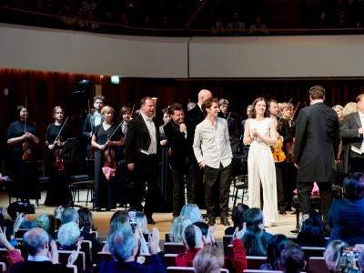 Gala concert of the anniversary, XV Crescendo Music Festival directed by Denis Matsuev took place in the Moscow Zaryadye Concert Hall