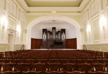 Small Hall of the Moscow State Tchaikovsky Conservatory