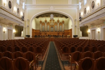 Great Hall of the Moscow State Tchaikovsky Conservatory